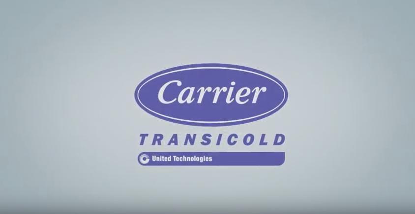Carrier Transicold — La unidad de refrigeración con Gas Natural Comprimido (GNC) propulsada por Supra®