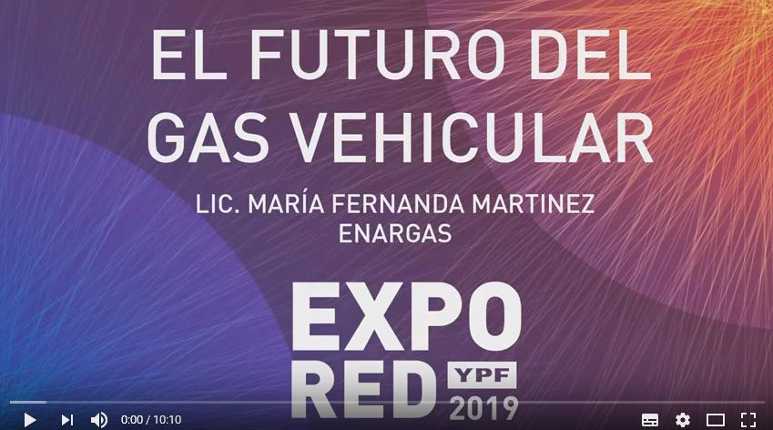 El futuro del gas vehicular en Argentina – Maria Fernanda Martinez (ENARGAS)
