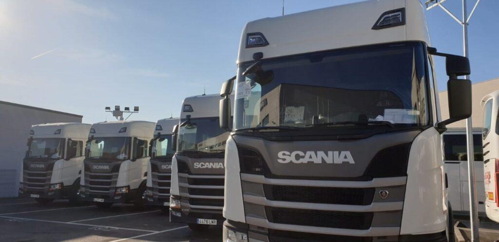 Molgás Energía incorpora 5 camiones de GNL a su flota